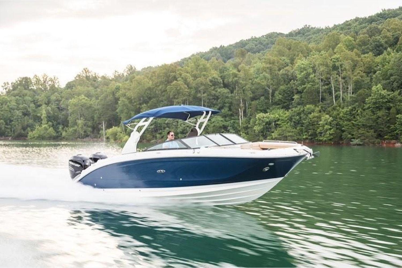 2022 Sea Ray                                                              SDX 290 Outboard Image Thumbnail #3