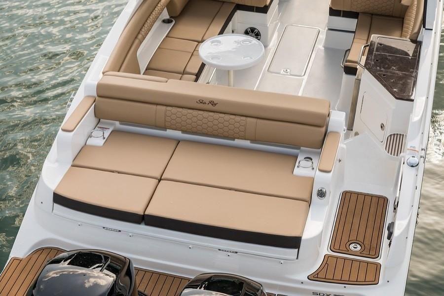 2022 Sea Ray                                                              SDX 290 Outboard Image Thumbnail #13