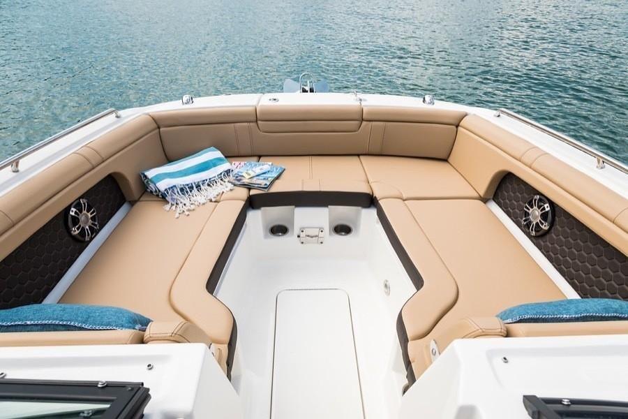 2022 Sea Ray                                                              SDX 290 Outboard Image Thumbnail #14