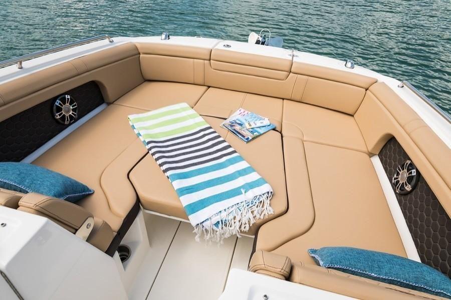 2022 Sea Ray                                                              SDX 290 Outboard Image Thumbnail #16