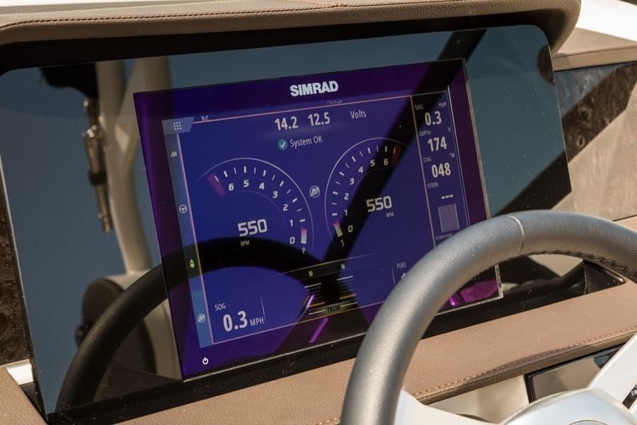 2022 Sea Ray                                                              SDX 290 Outboard Image Thumbnail #18