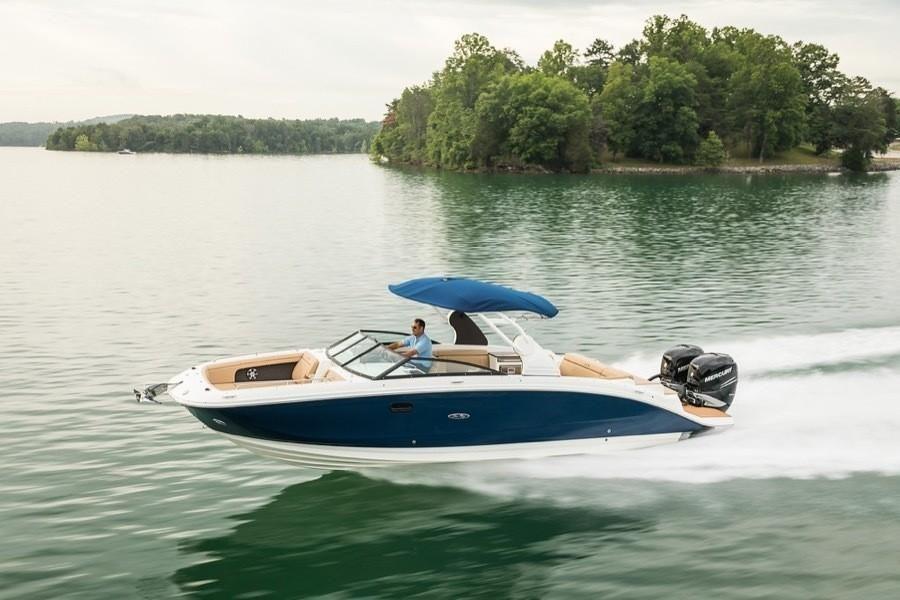 2022 Sea Ray                                                              SDX 290 Outboard Image Thumbnail #4