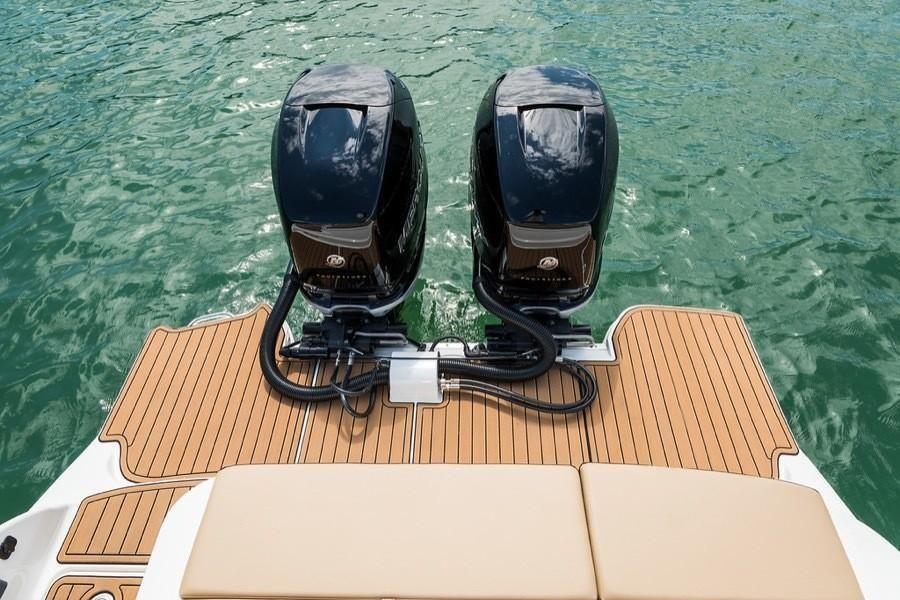 2022 Sea Ray                                                              SDX 290 Outboard Image Thumbnail #5