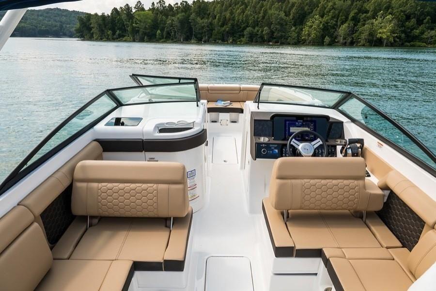 2022 Sea Ray                                                              SDX 290 Outboard Image Thumbnail #9