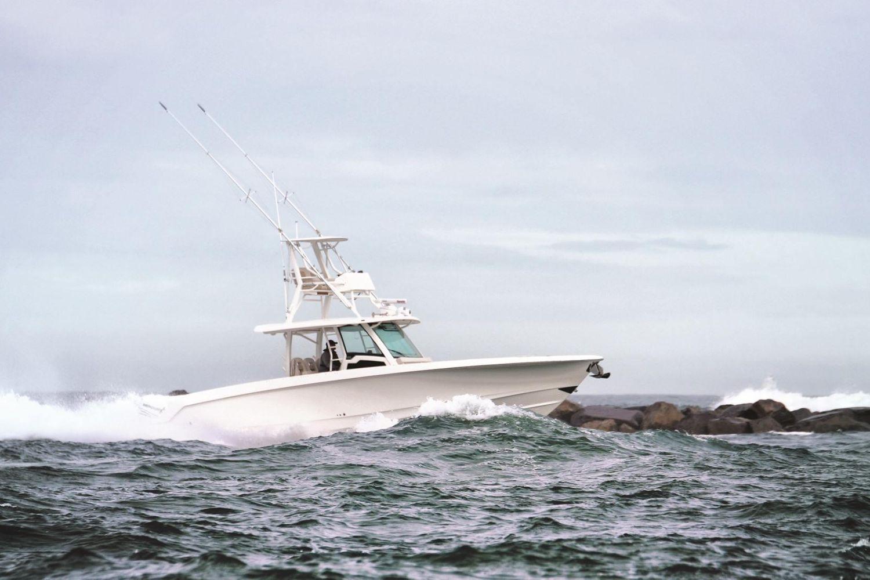 2022 Boston Whaler                                                              380 Outrage Image Thumbnail #6