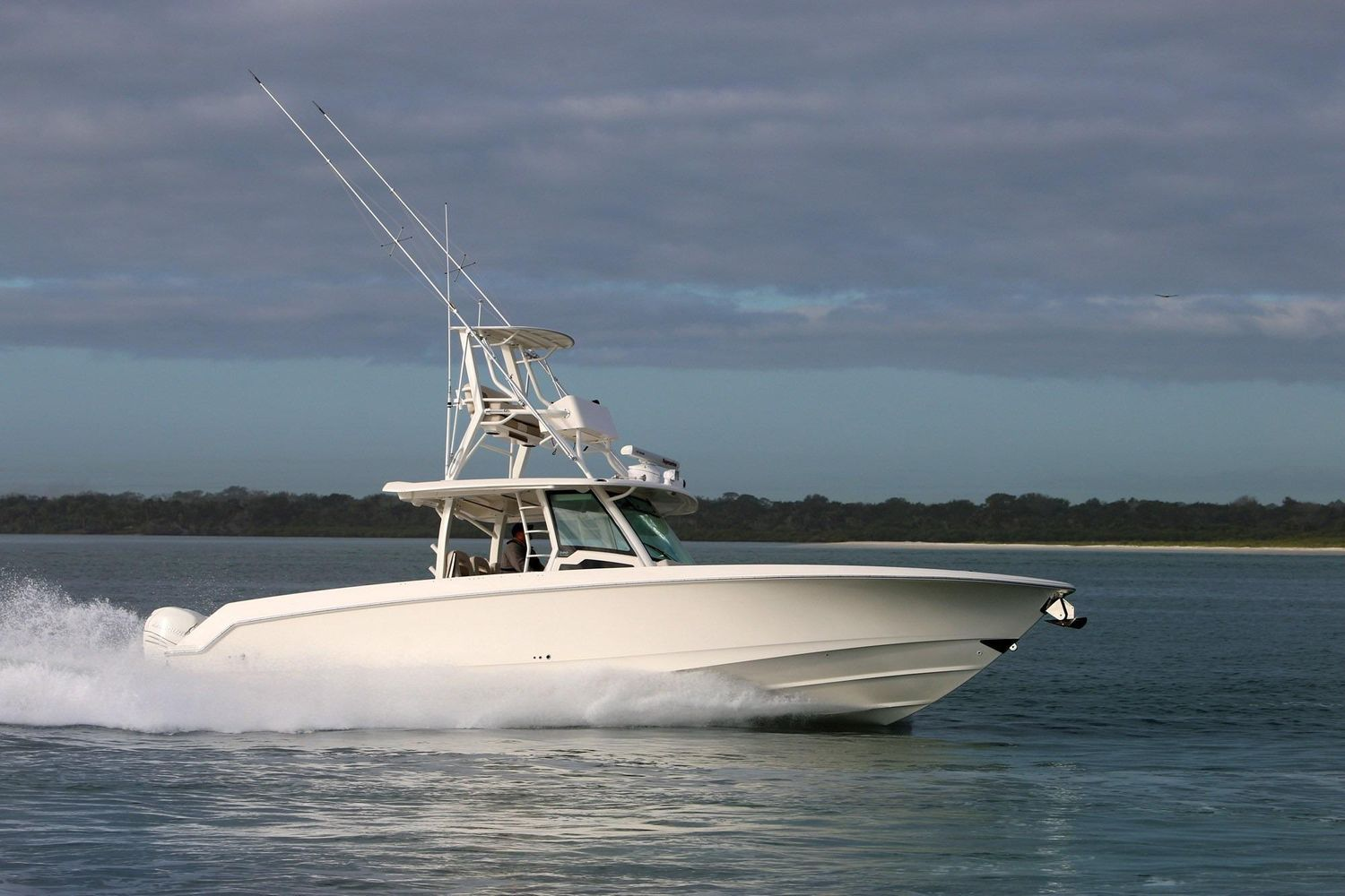 Thumbnail 2 for 2021 Boston Whaler 380 Outrage