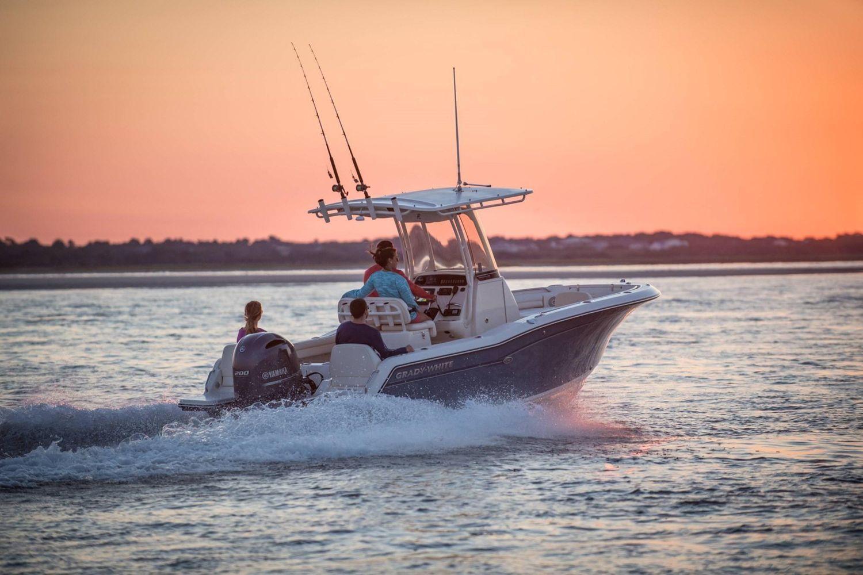 2022 Grady-White                                                              Fisherman 216 Image Thumbnail #0