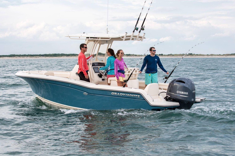 2022 Grady-White                                                              Fisherman 216 Image Thumbnail #2
