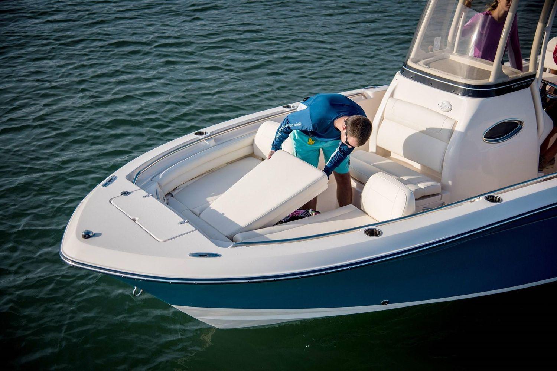 2022 Grady-White                                                              Fisherman 216 Image Thumbnail #8