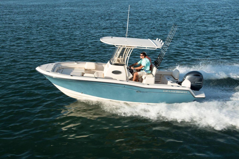2022 Grady-White                                                              Fisherman 216 Image Thumbnail #3