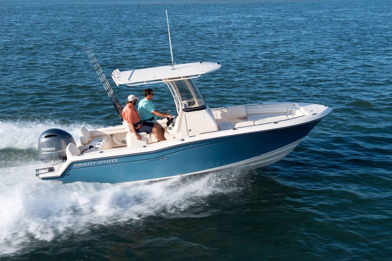 2022 Grady-White                                                              Fisherman 216 Image Thumbnail #4