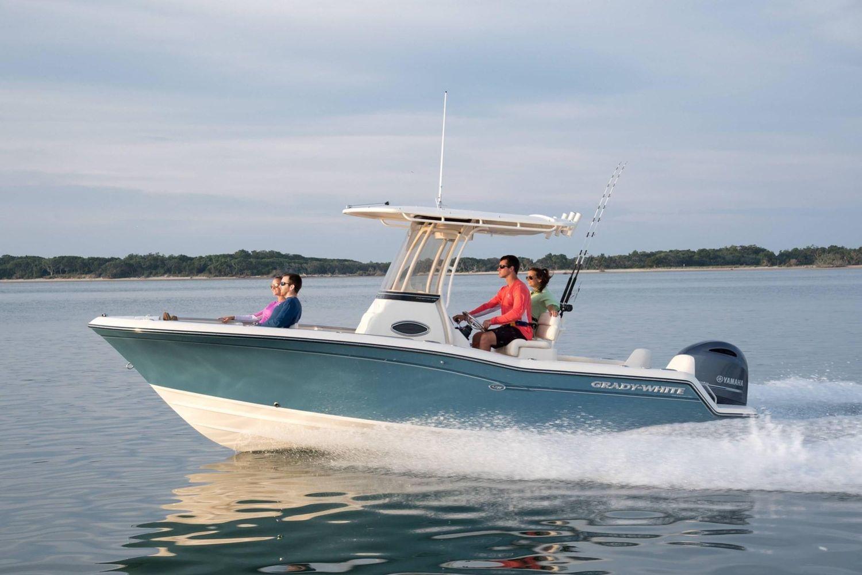 2022 Grady-White                                                              Fisherman 216 Image Thumbnail #5