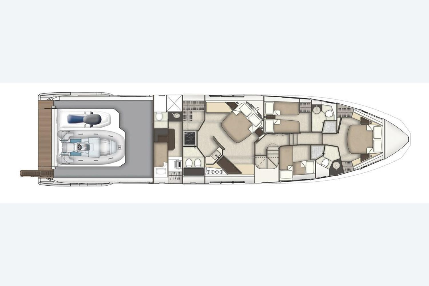 Photo 23 for 2021 Azimut S7 COUPE