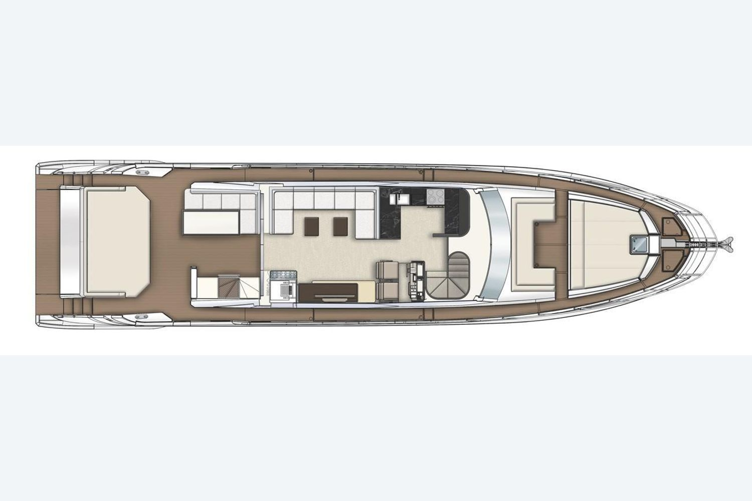 Photo 24 for 2021 Azimut S7 COUPE