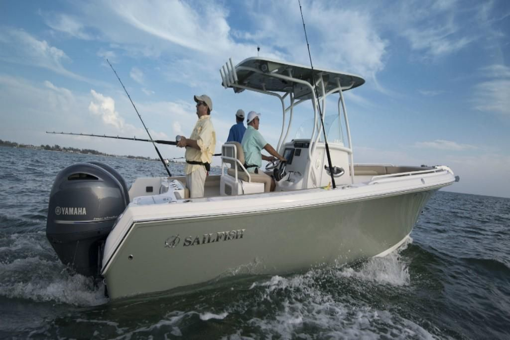 2022 Sailfish                                                              242 CENTER CONSOLE Image Thumbnail #4