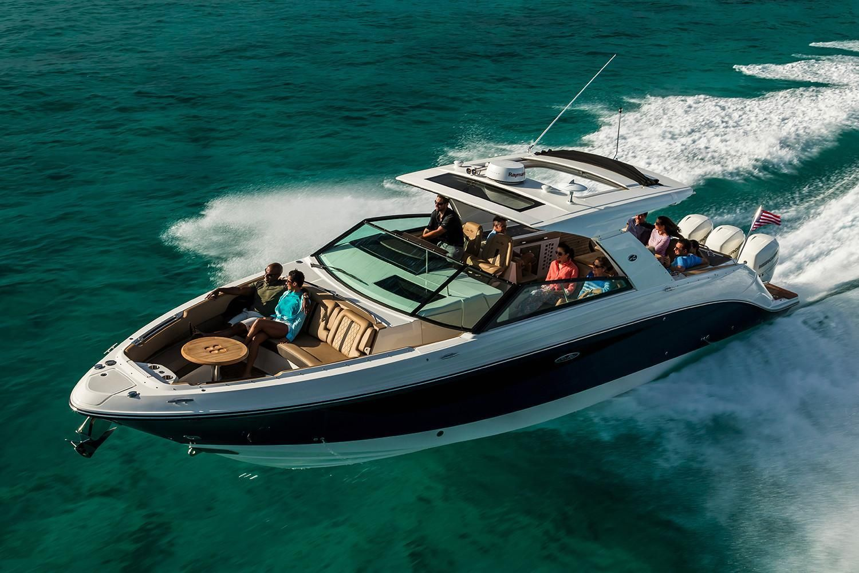 2022 Sea Ray                                                              SLX 400 OB Image Thumbnail #0