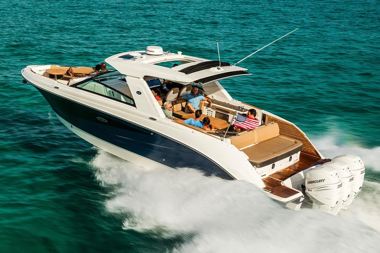2022 Sea Ray                                                              SLX 400 OB Image Thumbnail #2
