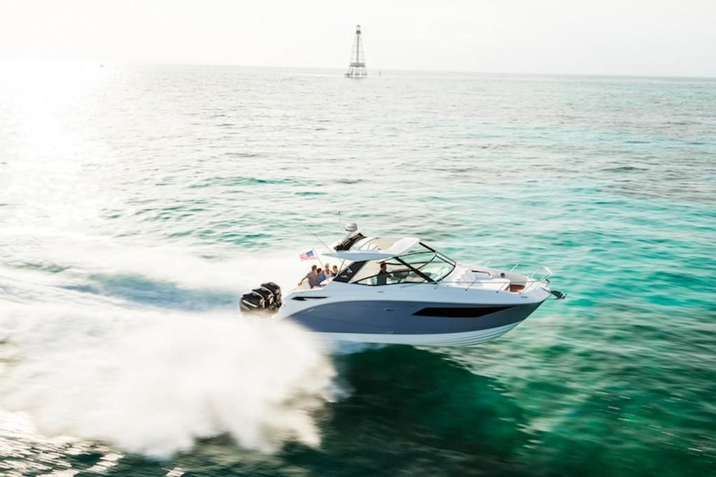 2022 Sea Ray                                                              Sundancer 320 OB Image Thumbnail #0