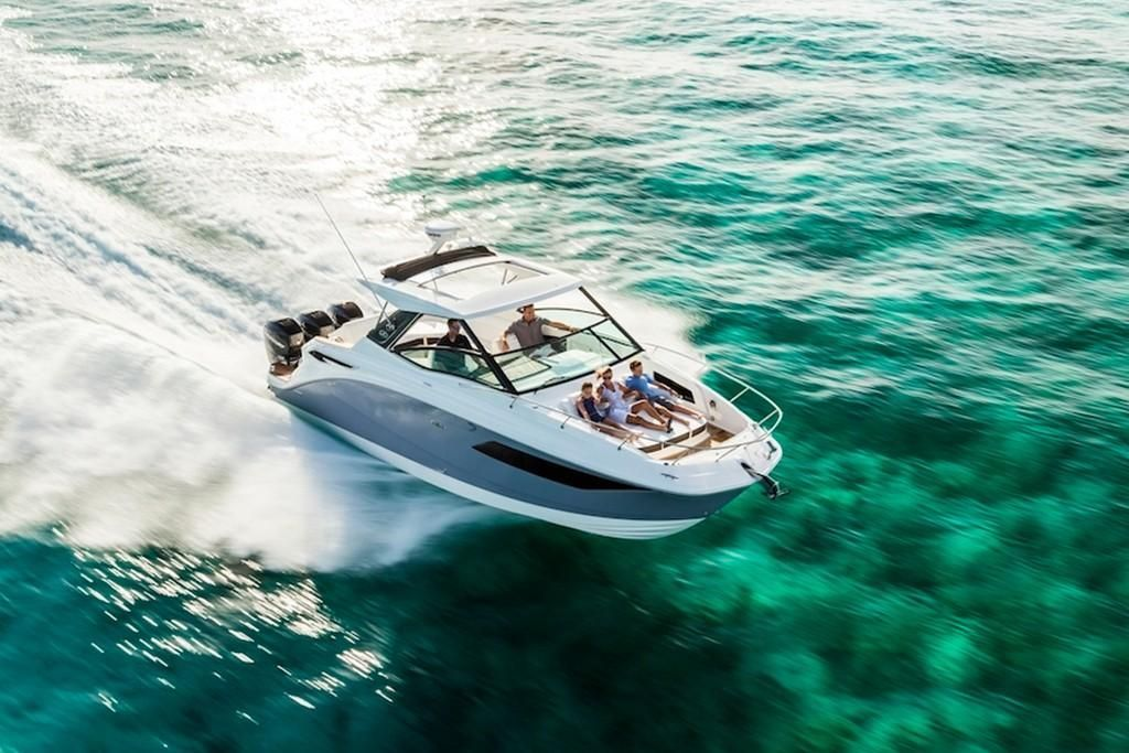 2022 Sea Ray                                                              Sundancer 320 OB Image Thumbnail #1