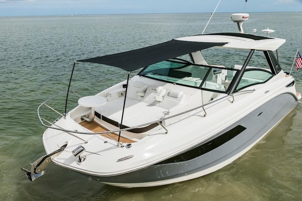 2022 Sea Ray                                                              Sundancer 320 OB Image Thumbnail #5