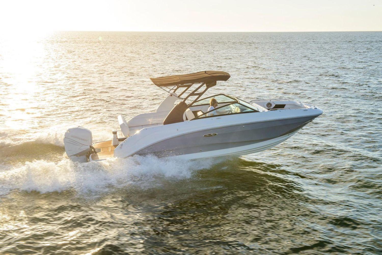 2022 Sea Ray SDX 250 OB