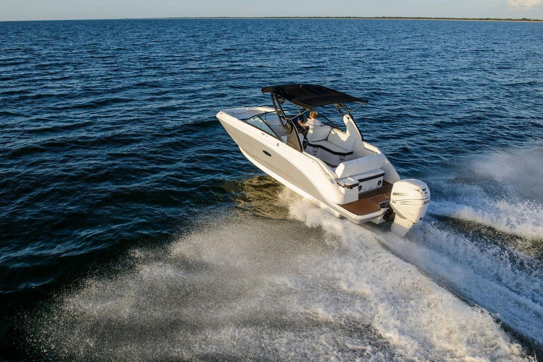 2022 Sea Ray                                                              SDX 250 OB Image Thumbnail #1