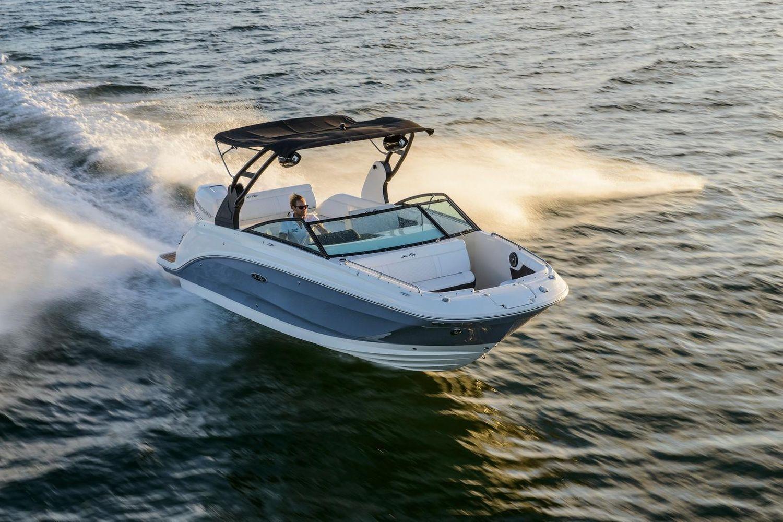 2022 Sea Ray                                                              SDX 250 OB Image Thumbnail #2