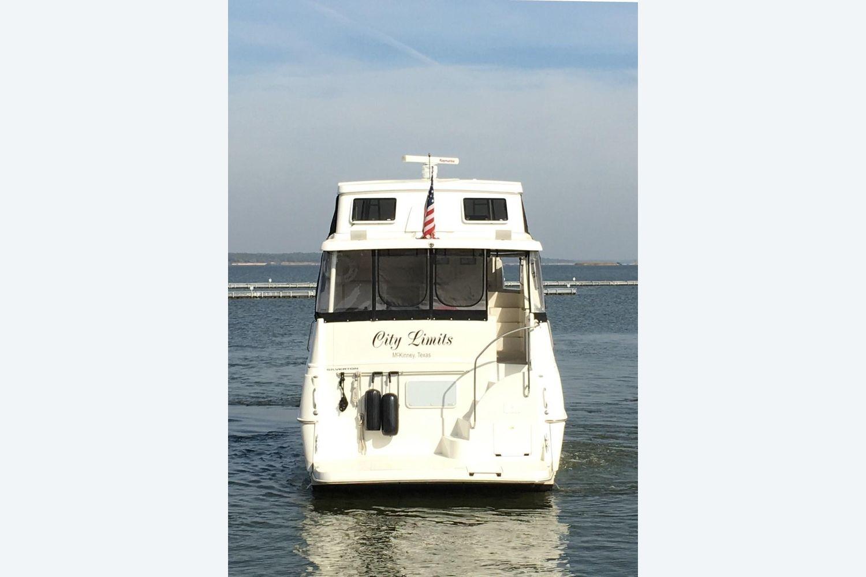 2001 Silverton                                                              453 Motor Yacht Image Thumbnail #12