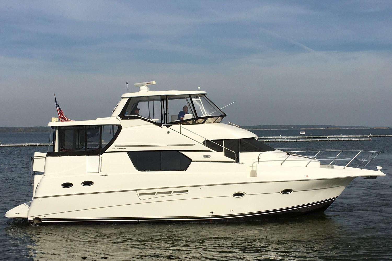 2001 Silverton 453 Motor Yacht