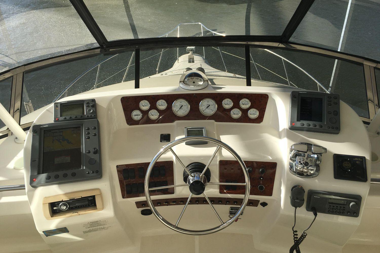 2001 Silverton                                                              453 Motor Yacht Image Thumbnail #17
