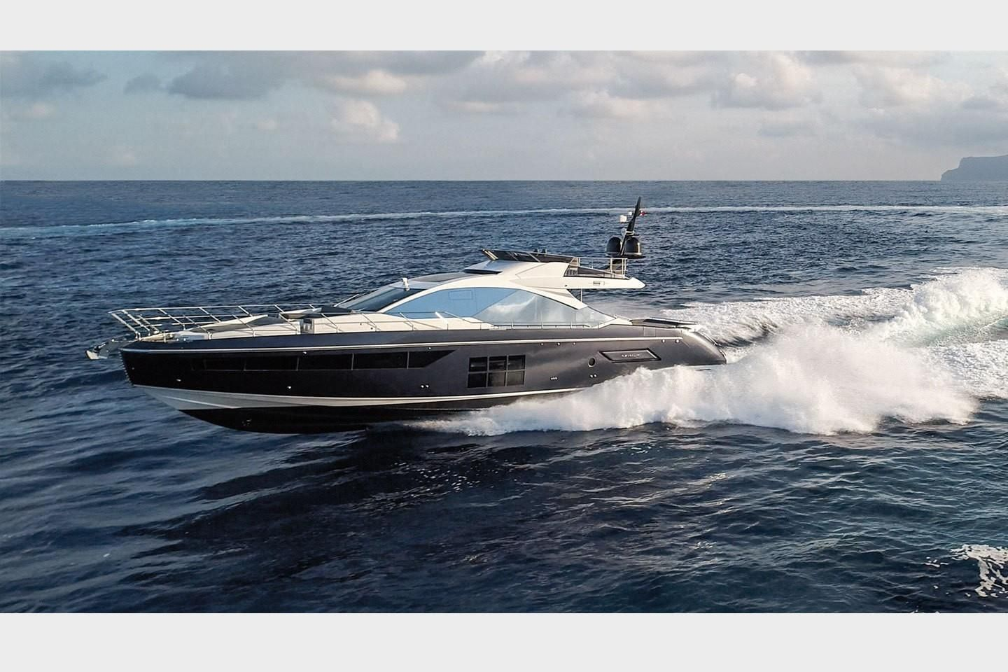 Thumbnail 2 for 2021 Azimut S7