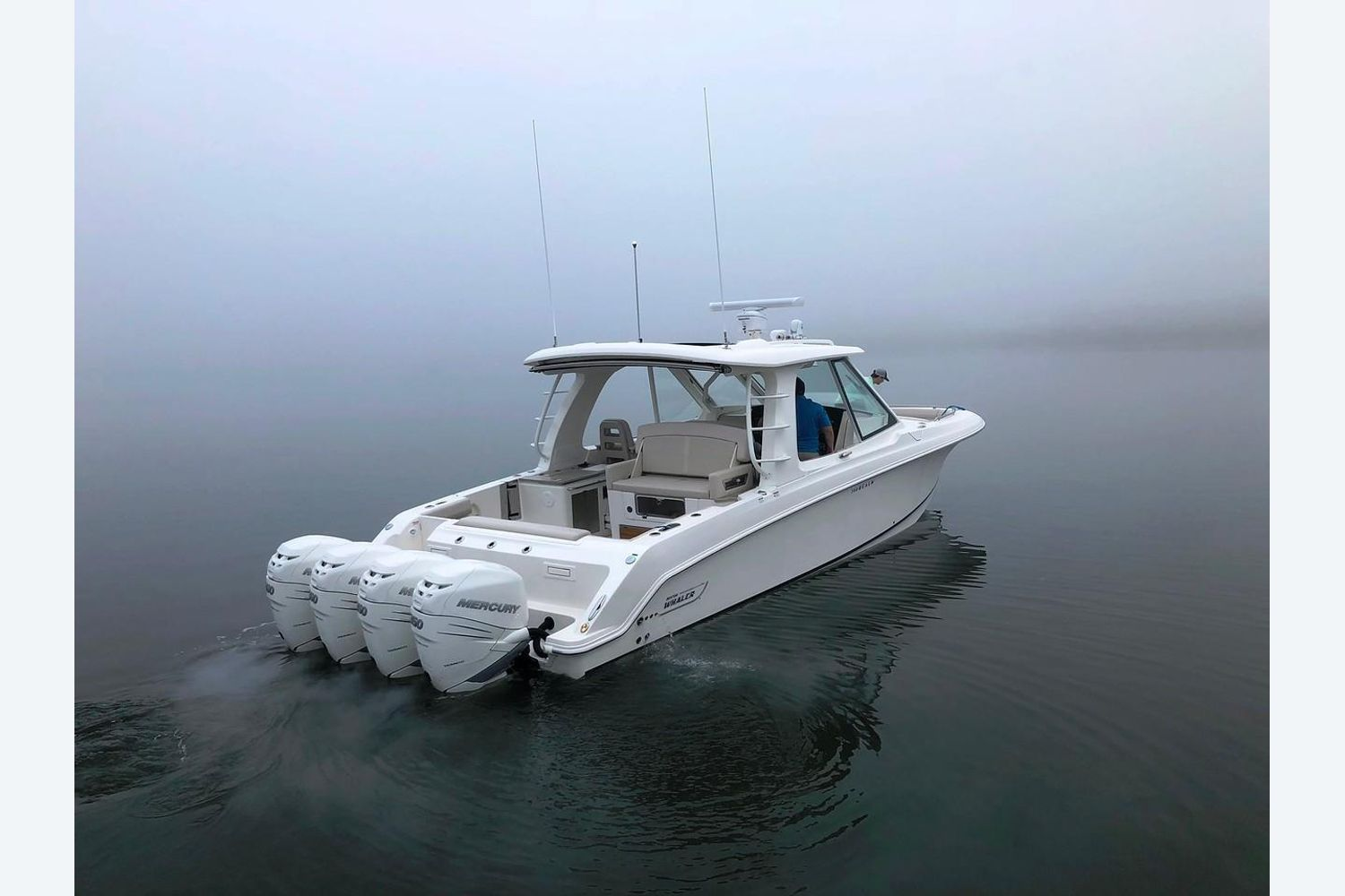 2022 Boston Whaler                                                              380 Realm Image Thumbnail #3