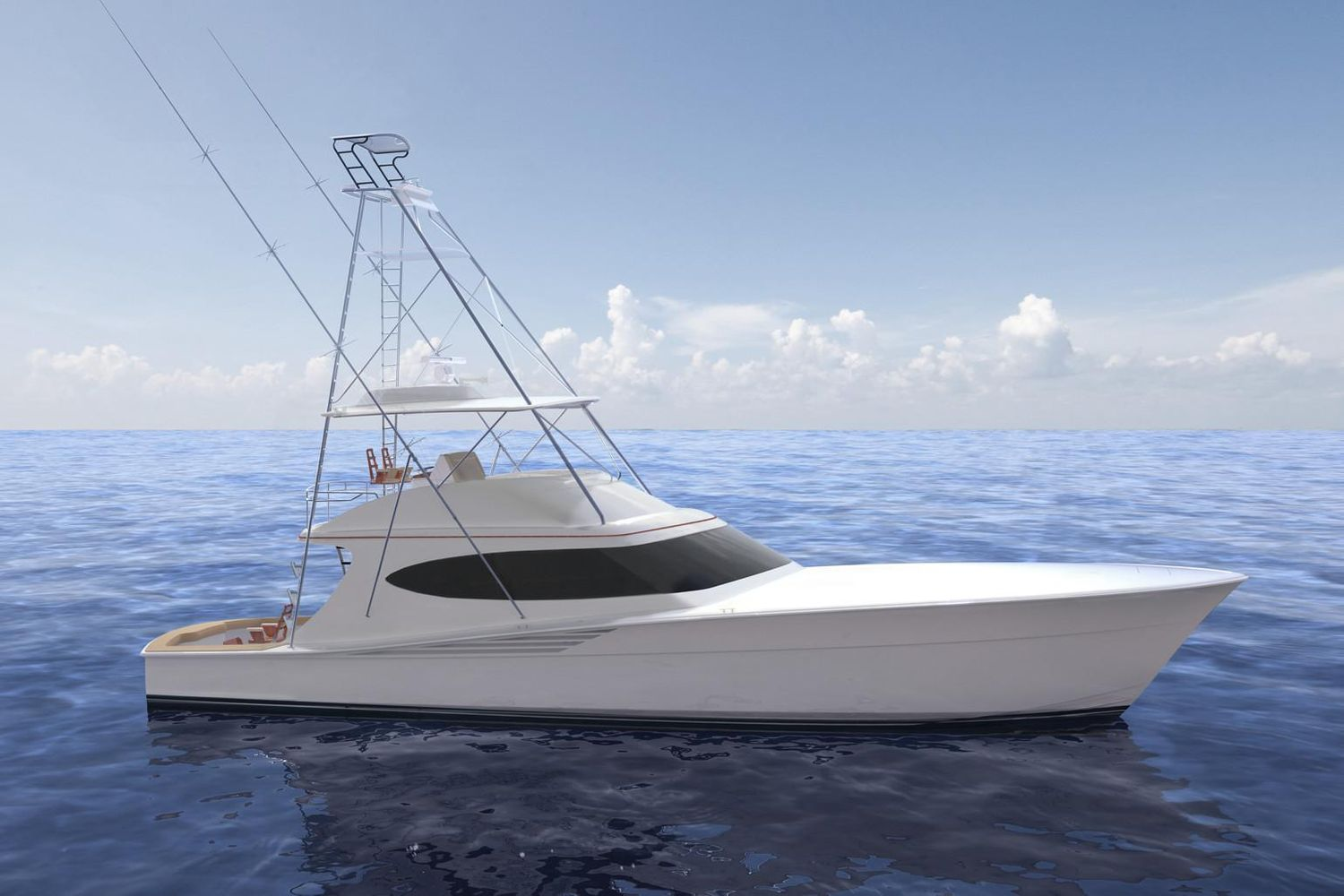 Thumbnail 1 for 2021 Hatteras GT65