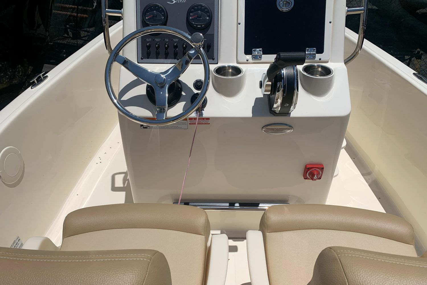 Photo 8 for 2020 Scout 175 Sportfish