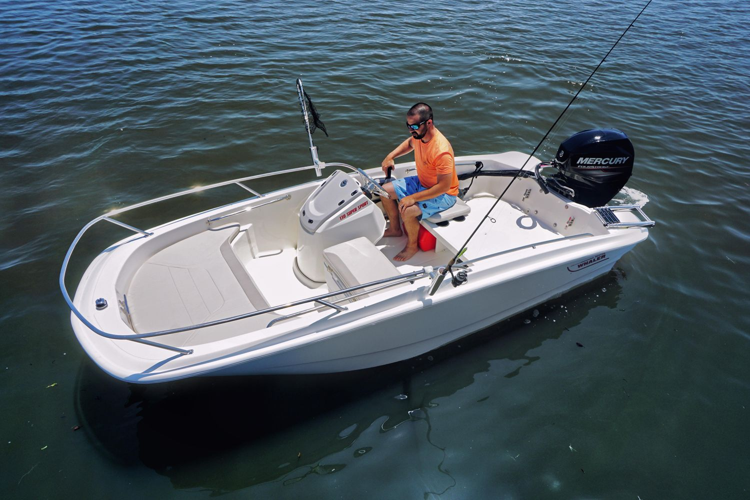 2022 Boston Whaler 130 Super Sport Image Thumbnail #8