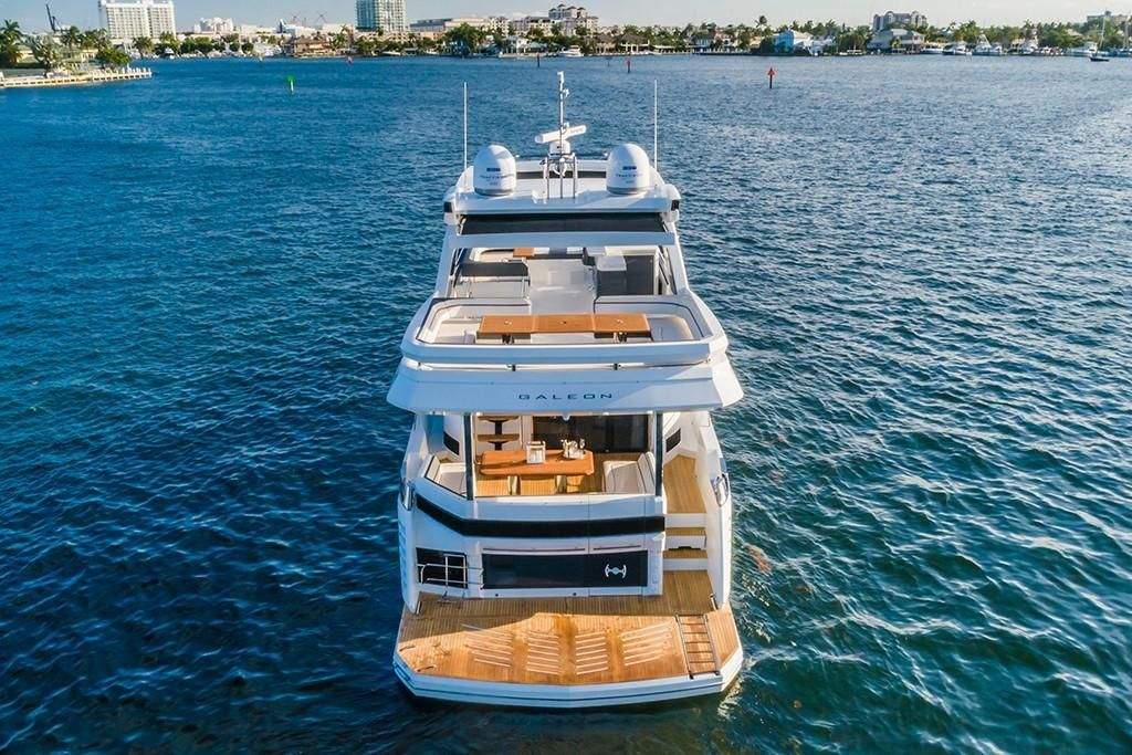 Photo 8 for 2021 Galeon 680 Fly