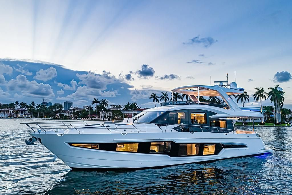 Thumbnail 1 for 2021 Galeon 680 Fly