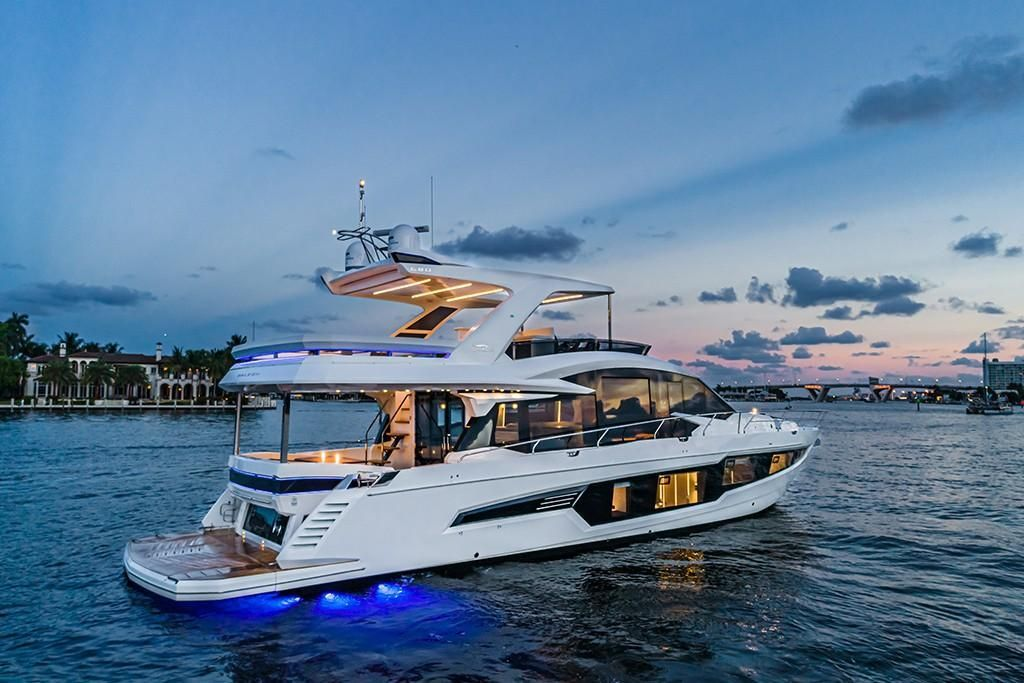 Photo 3 for 2021 Galeon 680 Fly