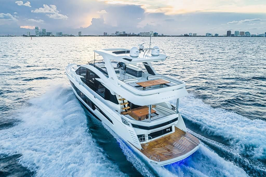 Photo 5 for 2021 Galeon 680 Fly