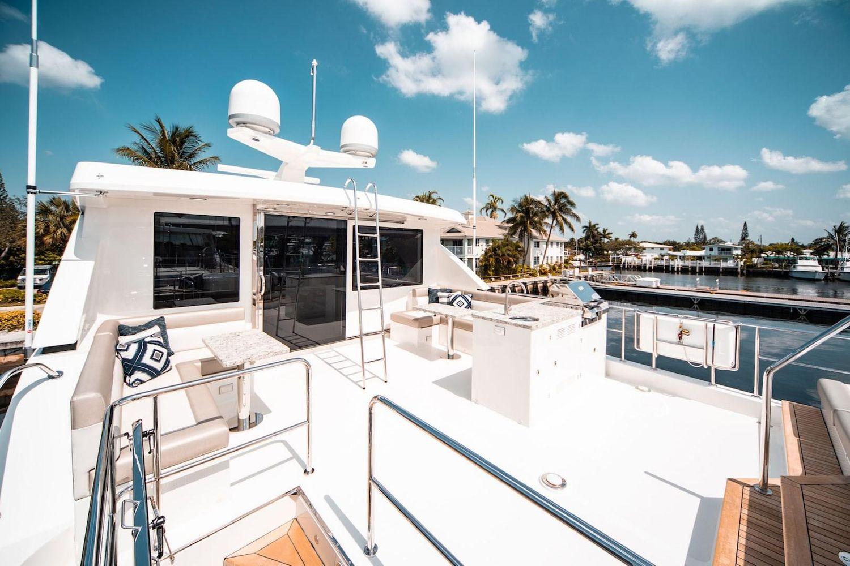 2019 Ocean Alexander                                                              88 Motoryacht Image Thumbnail #17