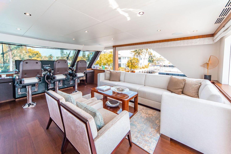 2019 Ocean Alexander                                                              88 Motoryacht Image Thumbnail #14