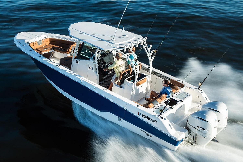 2021 Wellcraft                                                              302 Fisherman Image Thumbnail #1