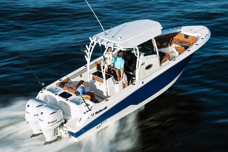 2021 Wellcraft                                                              302 Fisherman Image Thumbnail #0