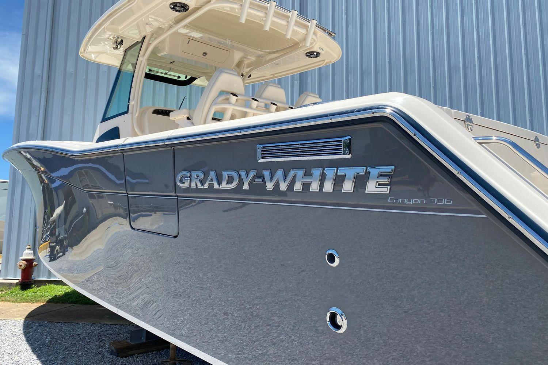 2020 Grady-White                                                              Canyon 336 Image Thumbnail #6