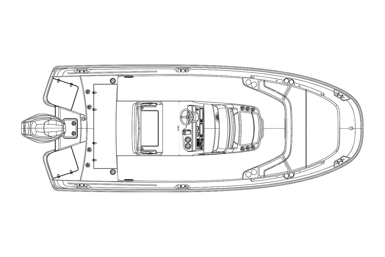 2020 Boston Whaler                                                              210 Dauntless Image Thumbnail #8