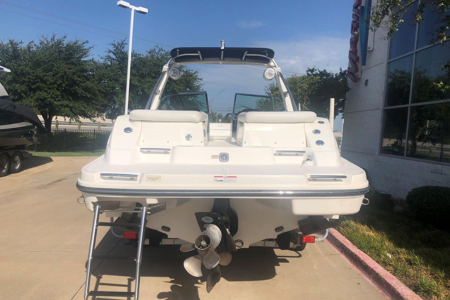 Photo 7 for 2008 Sea Ray 270 Select EX