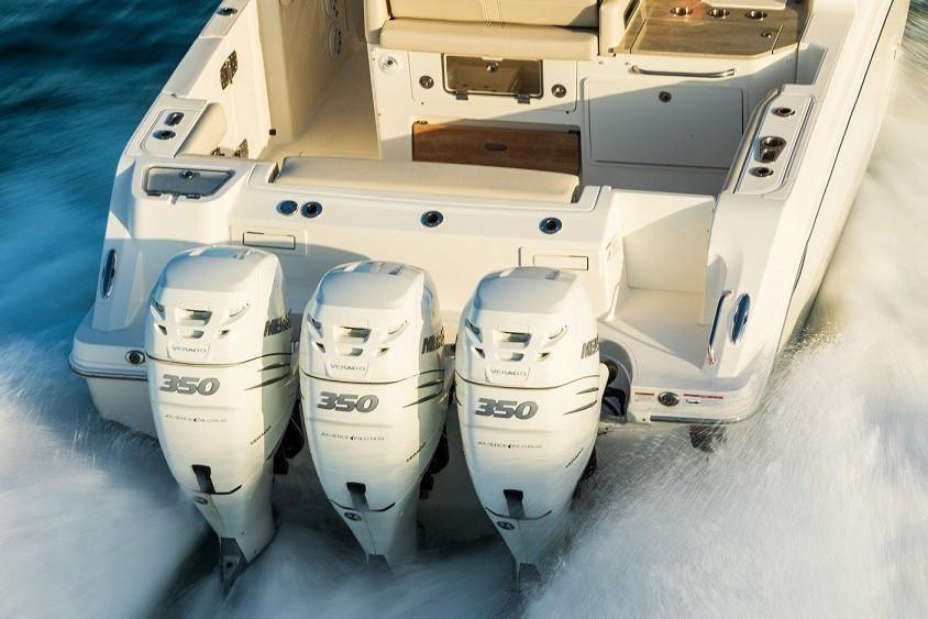 2020 Boston Whaler                                                              350 Realm Image Thumbnail #4