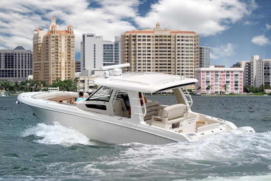 2020 Boston Whaler                                                              350 Realm Image Thumbnail #3