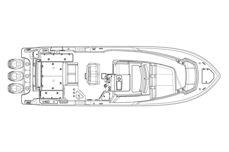 2020 Boston Whaler                                                              350 Realm Image Thumbnail #9