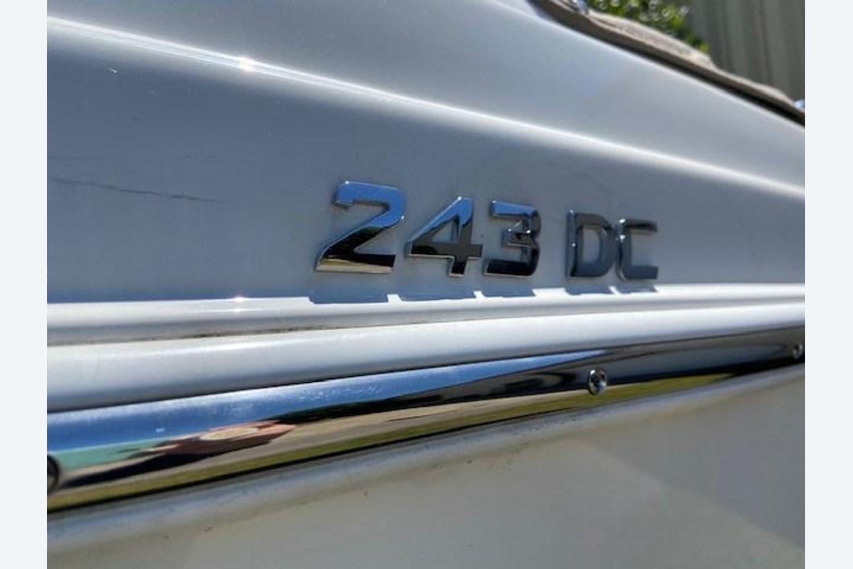 2020 NauticStar                                                              243 DC Sport Deck Image Thumbnail #3